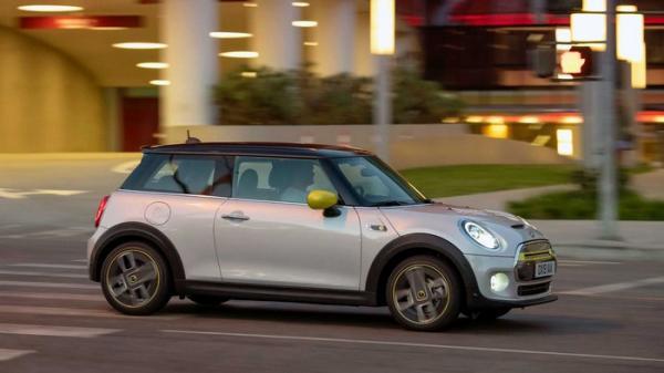 خودرو مینیکوپر SE,اخبار خودرو,خبرهای خودرو,مقایسه خودرو