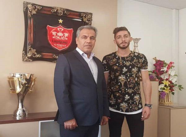 باشگاه پرسپولیس,اخبار فوتبال,خبرهای فوتبال,نقل و انتقالات فوتبال