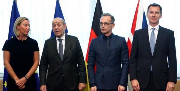 نشست وزرای خارجه اروپا در بروکسل,اخبار سیاسی,خبرهای سیاسی,سیاست خارجی