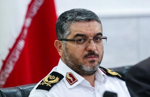 سردار سید تیمور حسینی,اخبار اجتماعی,خبرهای اجتماعی,حقوقی انتظامی