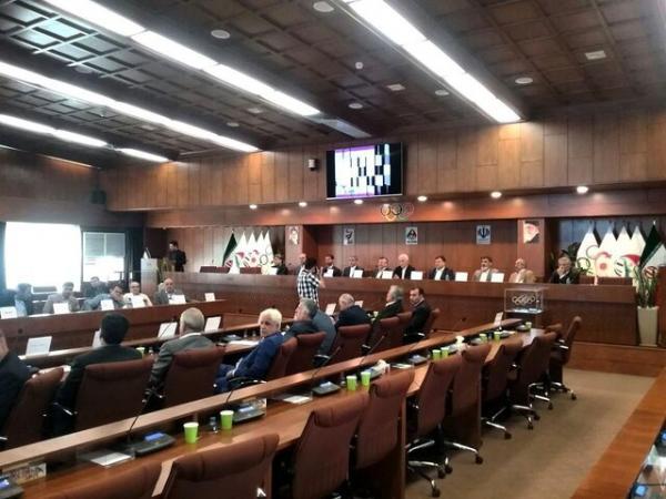 انتخابات فدراسیون کشتی,اخبار ورزشی,خبرهای ورزشی,کشتی و وزنه برداری