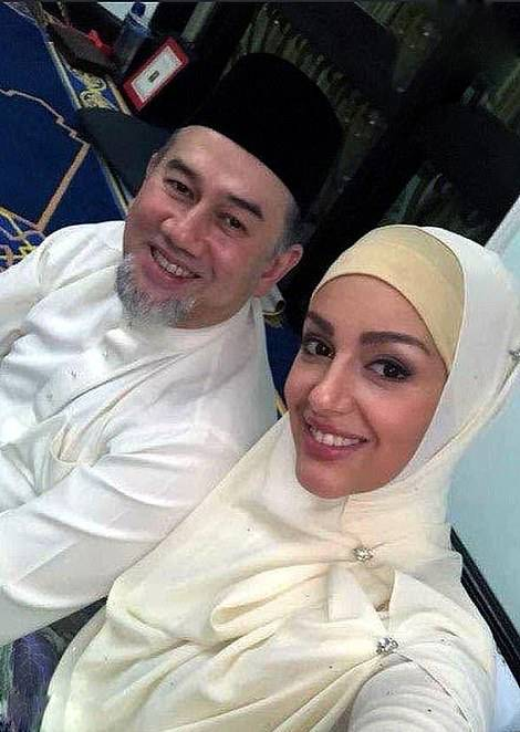 اوکسانا ووئوودینا و سلطان محمد پنجم,اخبار جالب,خبرهای جالب,خواندنی ها و دیدنی ها