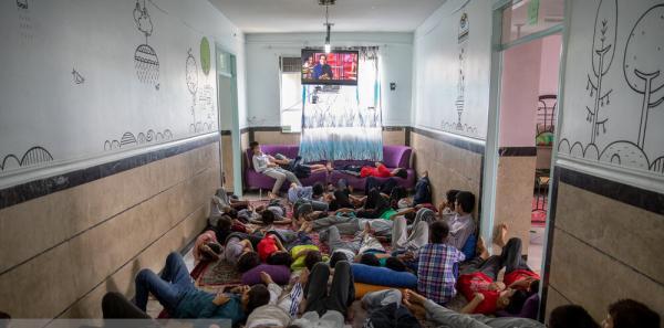 مراکز نگهداری کودکان کار,اخبار اجتماعی,خبرهای اجتماعی,آسیب های اجتماعی