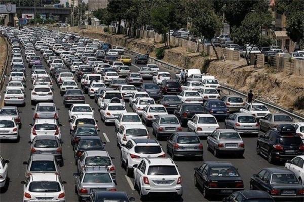 وضعیت جاده های کشور,اخبار اجتماعی,خبرهای اجتماعی,وضعیت ترافیک و آب و هوا