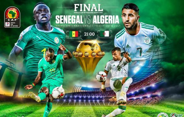 دیدار تیم های فوتبال سنگـال و الجـزایر,اخبار فوتبال,خبرهای فوتبال,اخبار فوتبال جهان