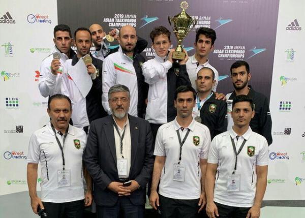 تیمملی پاراتکواندو ایران,اخبار ورزشی,خبرهای ورزشی,ورزش