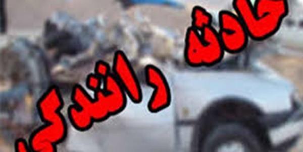 حادثه رانندگی در مشهد,اخبار حوادث,خبرهای حوادث,حوادث