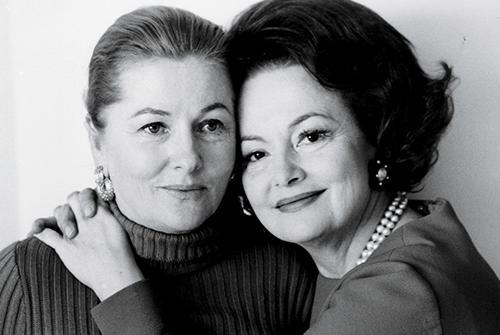 مشهورترین خواهران جهان,اخبار هنرمندان,خبرهای هنرمندان,اخبار بازیگران