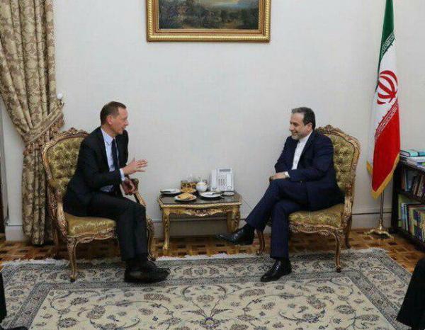 عباس عراقچی و مشاور رئیسجمهور فرانسه,اخبار سیاسی,خبرهای سیاسی,سیاست خارجی