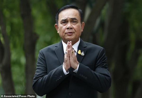 نخستوزیر تایلند,اخبار سیاسی,خبرهای سیاسی,اخبار بین الملل