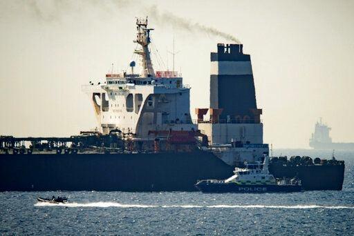 نفتکش توقیفی ایران در جبل الطارق,اخبار سیاسی,خبرهای سیاسی,سیاست خارجی