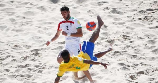 فوتبال ساحلی,اخبار فوتبال,خبرهای فوتبال,فوتبال ملی