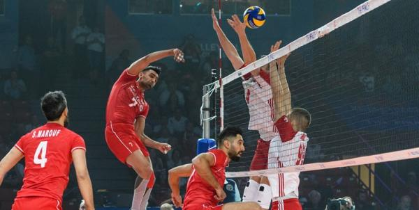 شکست تیم ملی والیبال ایران مقابل لهستان/ کار صعود شاگردان کولاکوویچ پیچیده شد