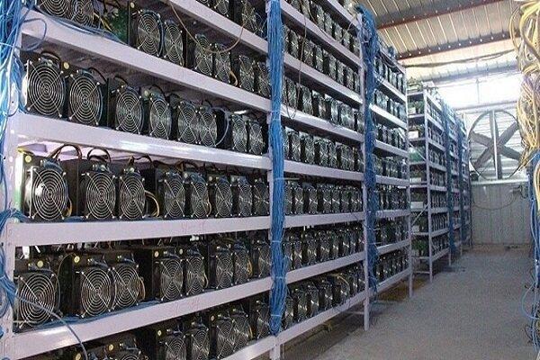 بیش از ۸۰۰ ماینر استخراج ارز دیجیتال در خراسان شمالی کشف شد
