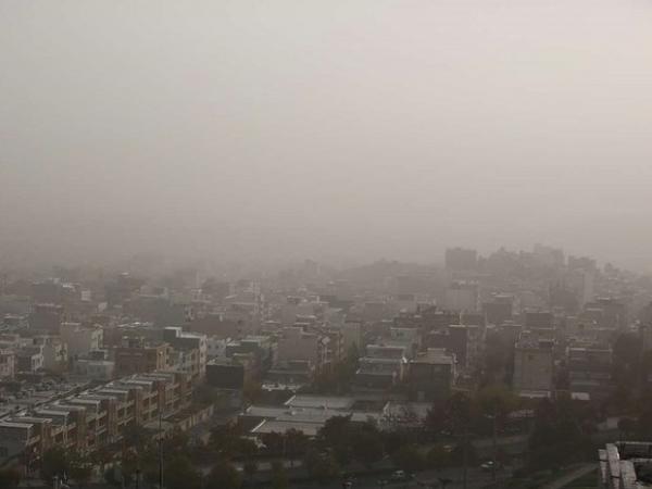 هوای اصفهان,اخبار اجتماعی,خبرهای اجتماعی,وضعیت ترافیک و آب و هوا