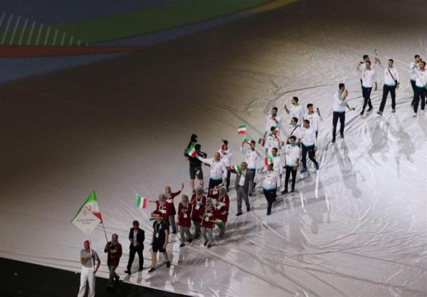 کاروان ایران در سیامین دوره مسابقات یونیورسیاد ۲۰۱۹,اخبار ورزشی,خبرهای ورزشی,ورزش
