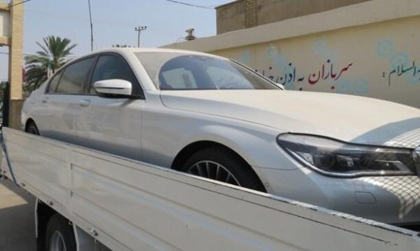 توقیف خودروی میلیاردی در جهرم,اخبار اجتماعی,خبرهای اجتماعی,حقوقی انتظامی