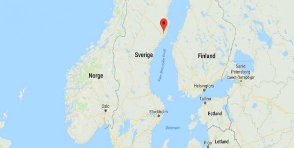سقوط یک هواپیما در سوئد,اخبار حوادث,خبرهای حوادث,حوادث