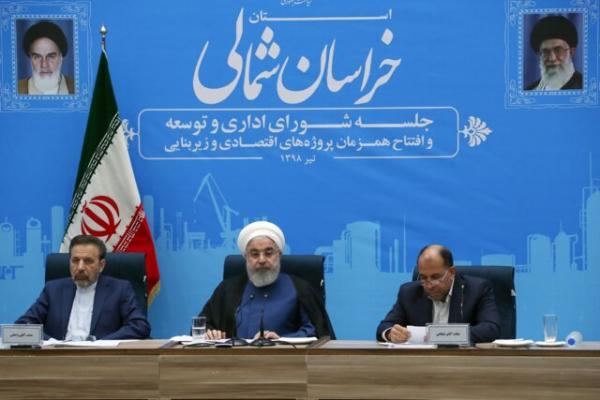 روحانی: شرایط ما از دوران جنگ سختتر است/ همیشه برای مذاکره آمادهایم