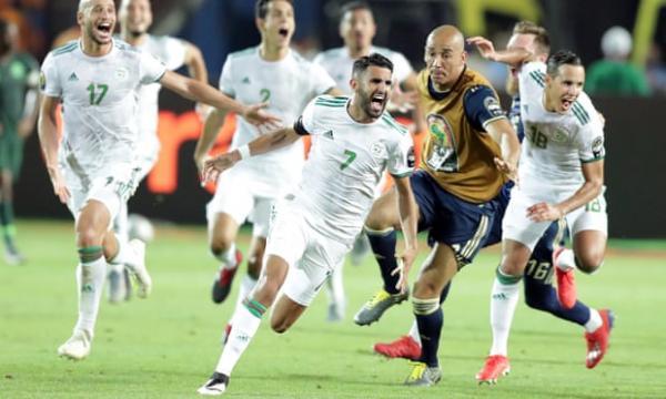 دیدار تیم ملی الجزایر و نیجریه,اخبار فوتبال,خبرهای فوتبال,اخبار فوتبال جهان