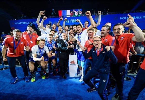 تیم ملی والیبال روسیه,اخبار ورزشی,خبرهای ورزشی,والیبال و بسکتبال