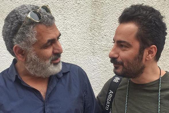 نوید محمدزاده و مانی حقیقی,اخبار فیلم و سینما,خبرهای فیلم و سینما,سینمای ایران