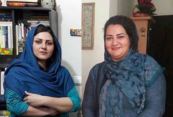گلرخ ابراهیمی و آتنا دائمی,اخبار اجتماعی,خبرهای اجتماعی,حقوقی انتظامی