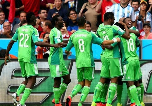تیم ملی فوتبال نیجریه,اخبار فوتبال,خبرهای فوتبال,اخبار فوتبال جهان