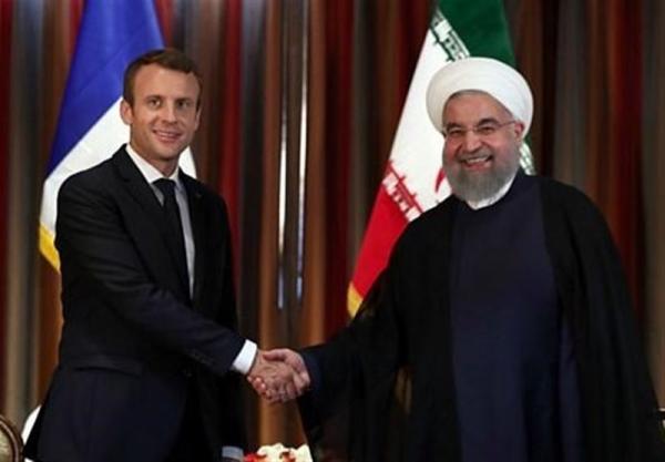 حسن روحانی و امانوئل مکرون,اخبار سیاسی,خبرهای سیاسی,سیاست خارجی
