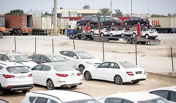 خودروهای وارداتی,اخبار اقتصادی,خبرهای اقتصادی,تجارت و بازرگانی