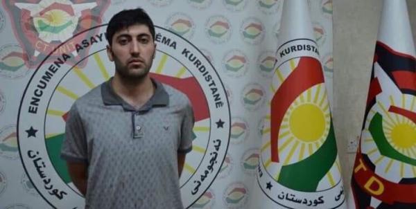عامل ترور معاون کنسولگری ترکیه در کردستان عراق,اخبار سیاسی,خبرهای سیاسی,خاورمیانه