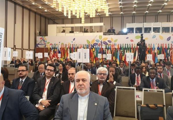 ظریف در اجلاس عدم تعهد,اخبار سیاسی,خبرهای سیاسی,سیاست خارجی