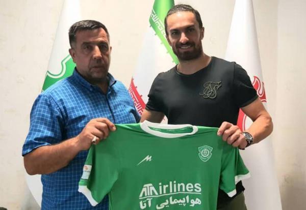 خالد شفیعی,اخبار فوتبال,خبرهای فوتبال,نقل و انتقالات فوتبال