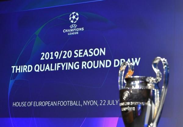 دور سوم مرحله انتخابی لیگ قهرمانان اروپا,اخبار فوتبال,خبرهای فوتبال,لیگ قهرمانان اروپا