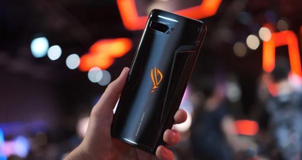 ایسوس روگ فون 2 معرفی شد
