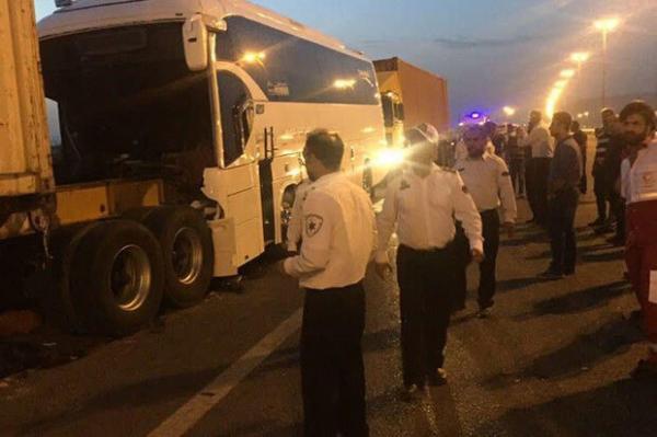 تصادف در مازندران,اخبار حوادث,خبرهای حوادث,حوادث