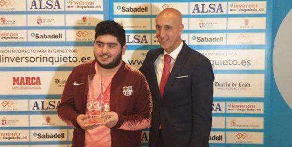 قهرمانی پرهام مقصودلو در تورنمنت استادان لئون اسپانیا,اخبار ورزشی,خبرهای ورزشی,ورزش
