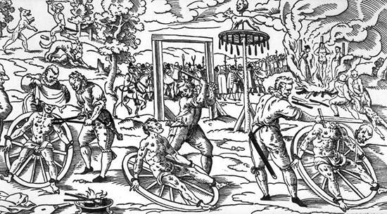وحشیانه ترین اعدام های طول تاریخ,اخبار جالب,خبرهای جالب,خواندنی ها و دیدنی ها