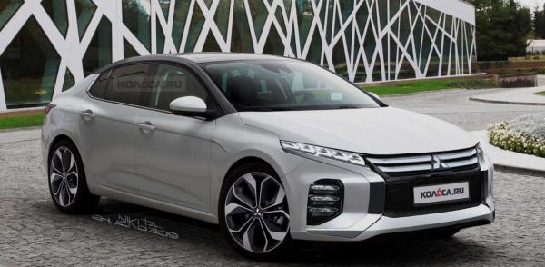 نسل جدید میتسوبیشی لنسر,اخبار خودرو,خبرهای خودرو,مقایسه خودرو