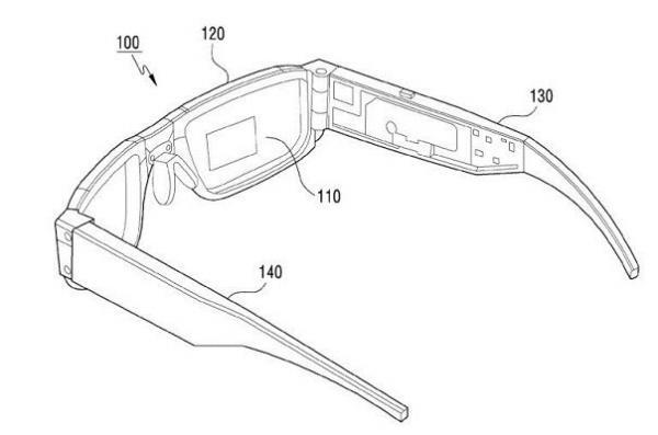 عینک واقعیت افزوده تاشو سامسونگ,اخبار دیجیتال,خبرهای دیجیتال,گجت