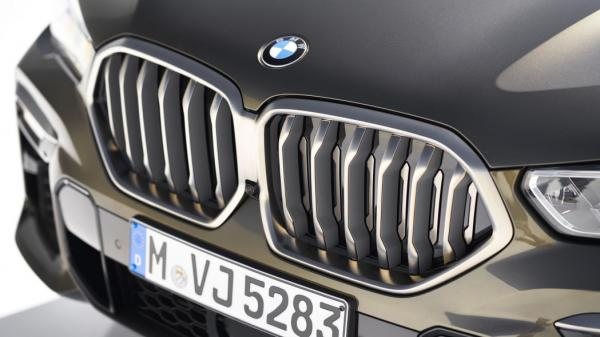 2020 BMW X6,اخبار خودرو,خبرهای خودرو,مقایسه خودرو