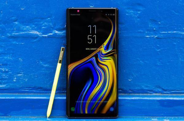 رندر جدید سامسونگ +Galaxy Note 10,اخبار دیجیتال,خبرهای دیجیتال,موبایل و تبلت