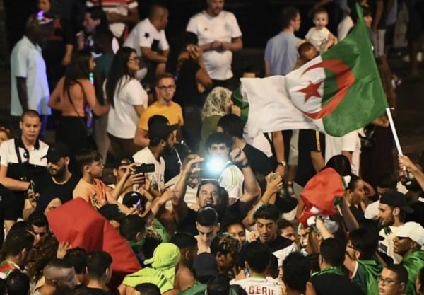 هواداران تیم ملی الجزایر,اخبار فوتبال,خبرهای فوتبال,حواشی فوتبال