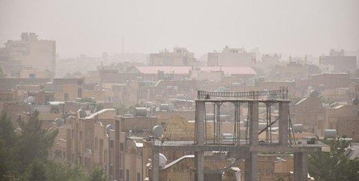 آلودگی هوای تهران,اخبار اجتماعی,خبرهای اجتماعی,وضعیت ترافیک و آب و هوا