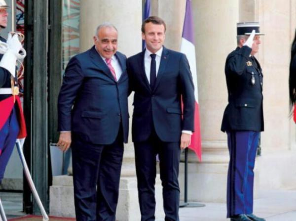 روابط فرانسه و عراق,اخبار سیاسی,خبرهای سیاسی,سیاست خارجی
