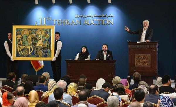 حراج تهران؛ باز هم پای پولهای بادآورده مشکوک در میان است؟!