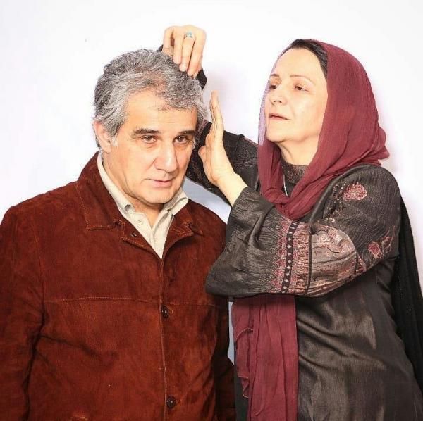 گلاب آدینه و مهدی هاشمی,اخبار هنرمندان,خبرهای هنرمندان,بازیگران سینما و تلویزیون