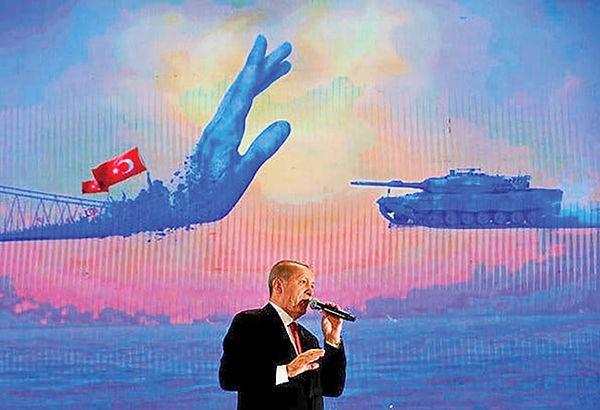 رجب طیب اردوغان,اخبار سیاسی,خبرهای سیاسی,اخبار بین الملل