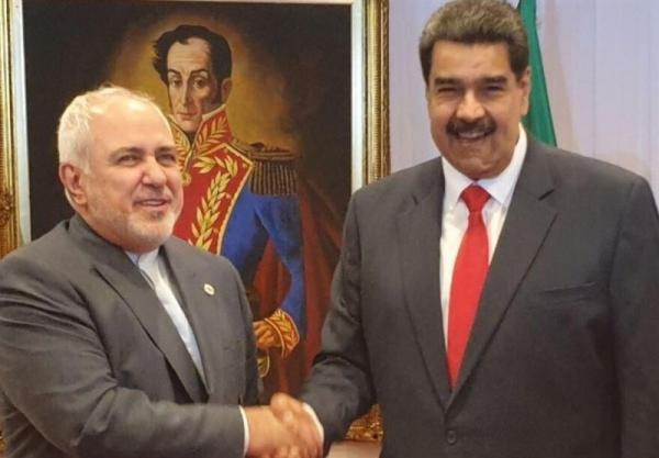 دیدار ظریف با یکولاس مادورو,اخبار سیاسی,خبرهای سیاسی,سیاست خارجی