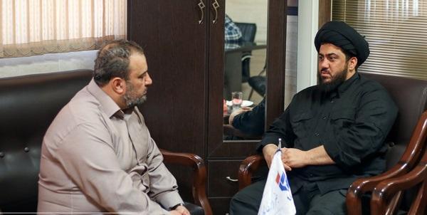 سیدامیر عبدالملکی دبیر گروه جهادی الکفیل,اخبار اجتماعی,خبرهای اجتماعی,آسیب های اجتماعی